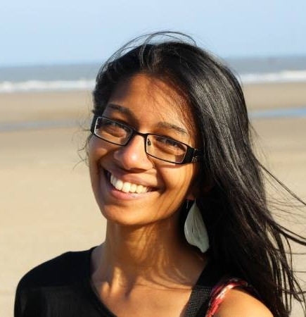 Roshni Nagaria - photo of face