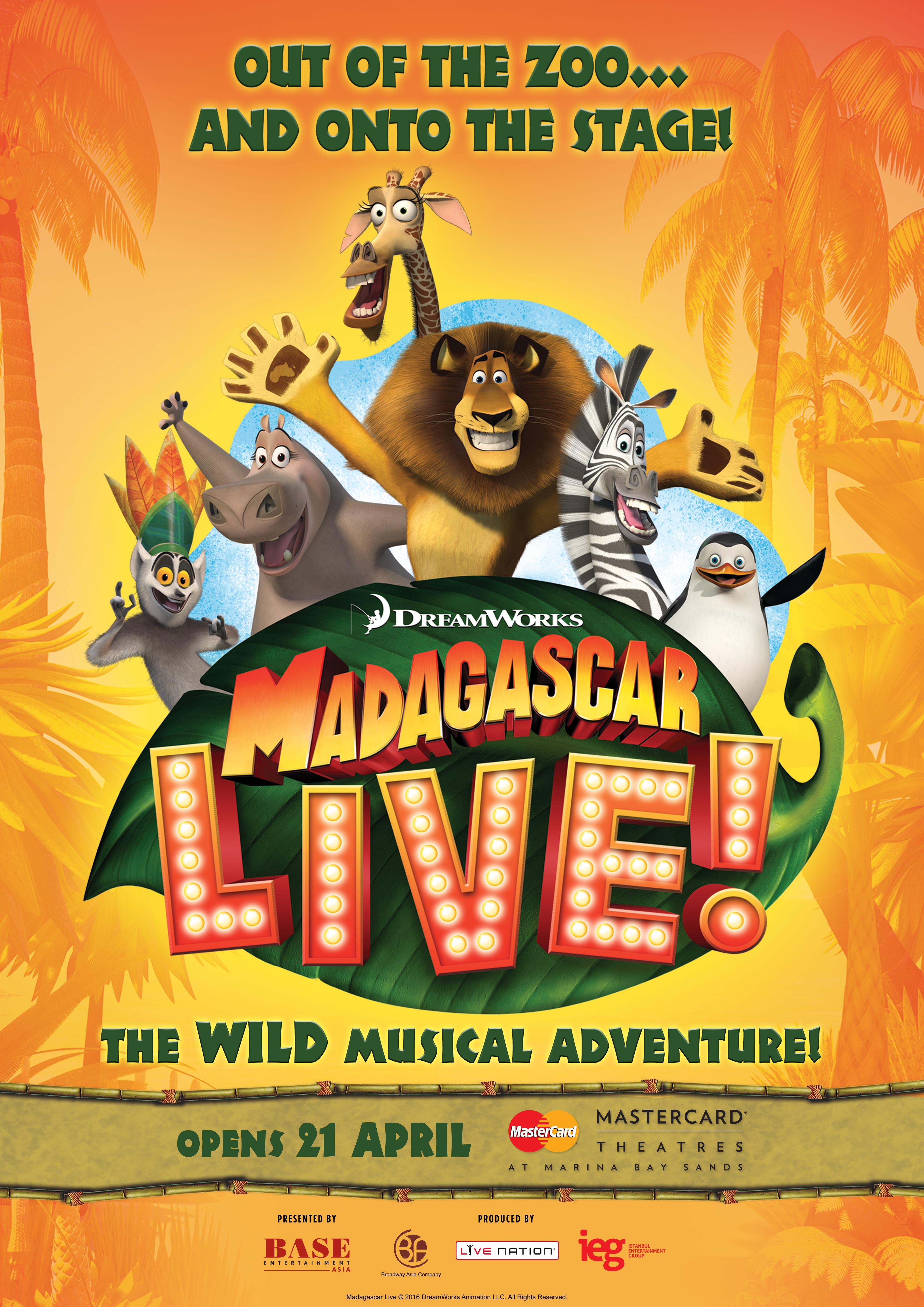 english drama script madagascar