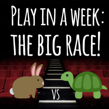 Play in a Week - The Big Race