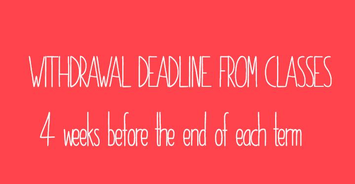 withdrawal-deadline